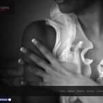 Web de fotografía para Joan Cabes, 'cazador de sentimientos'