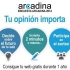 Ganador Encuesta de 'Una web gratis durante un año'