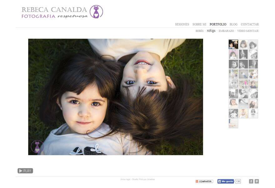 RebecaCanalda.com