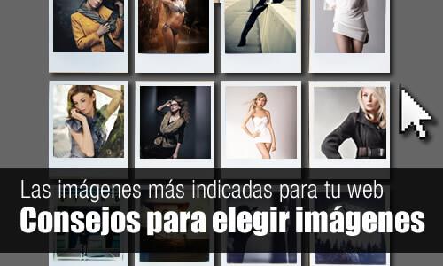 Cómo elegir las fotos de un porfolio web de fotografía y vídeo