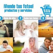 Tienda online con venta de fotografías y productos, ¡vende lo que tú quieras!