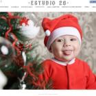 Web de Estudio 28: fotografía y diseño, una combinación altamente adictiva