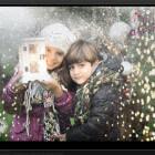 ¡Feliz Navidad!  Willy fotógrafo felicita la navidad en su web con un anuncio en portada