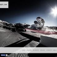 Sito web di Andrea Vaccaro, fotografía sportiva sulla neve