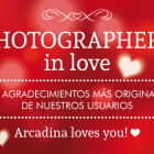 """Photographers in love"""