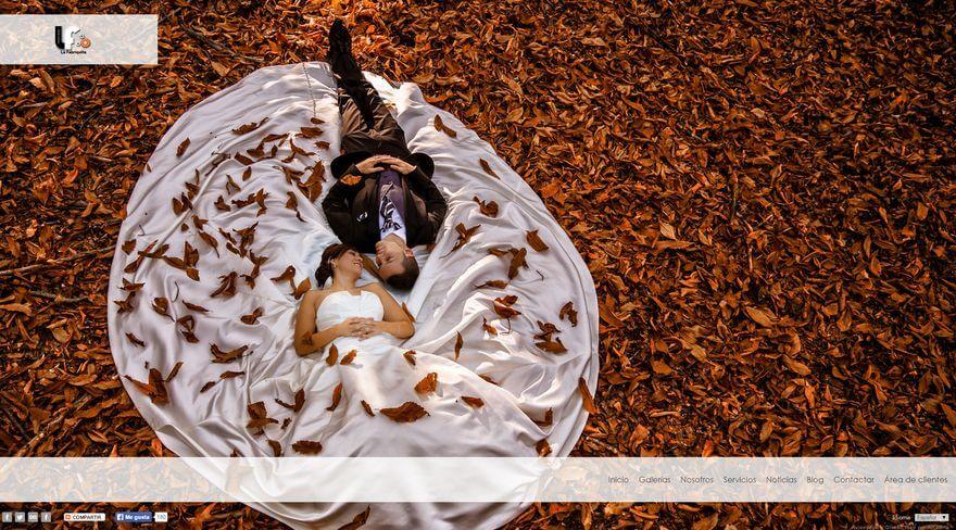 La fabriquilla de Dani Sousa, web de un estudio creativo de fotografía en Toledo