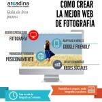 8 consejos para crear una web de fotografía