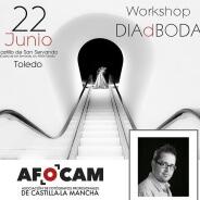 Arcadina colabora en el workshop 'DiadBoda' de Jose Luis Cencerrado (Afocam)