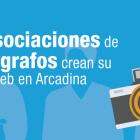 Las asociaciones de fotógrafos confían en Arcadina para crear su web