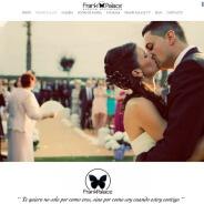 Web del fotógrafo Frank Palace, cazador de momentos