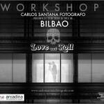 Arcadina patrocina el workshop de bodas de Carlos Santana en Bilbao