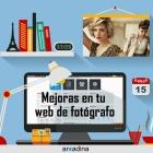 Nuevas mejoras en nuestras webs para fotógrafos