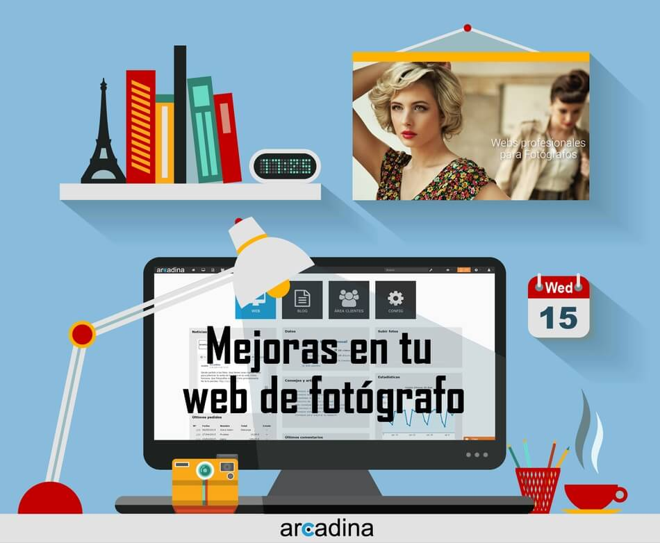 Mejorasentuwebdefotógrafoparablog
