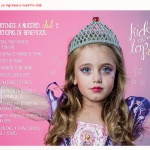 Web de Kids on Top, fotos infantiles con estilo