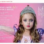 Web de Kids on Top, fotos infantiles con estilo