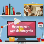 Mejoras en Arcadina: vídeo en portada, contacto configurable, música HTML5, logo con fuente y mucho más.