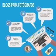 Tu web incluye un blog para fotógrafo o creativo