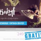 Arcadina te regala una entrada para BABYF, el congreso de fotógrafos de familia