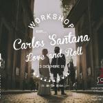 Arcadina colabora en el Workshop de fotografía de boda con Carlos Santana en Valladolid