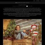 Kike Simón crea una campaña solidaria en Navidad