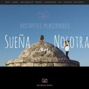 Carla Carracelas, crea una web original y preciosa, pero sobretodo fácil