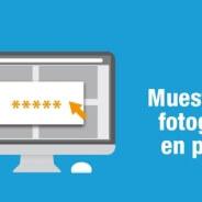 Galerías protegidas con contraseña para compartir tus fotos