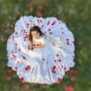 Web de Natacha Fotografía,la inspiración le nace de dentro