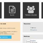Elige el dominio que quieras para tu web