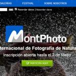 En Arcadina colaboramos con Montphoto 2016, concurso internacional de fotografía de Naturaleza