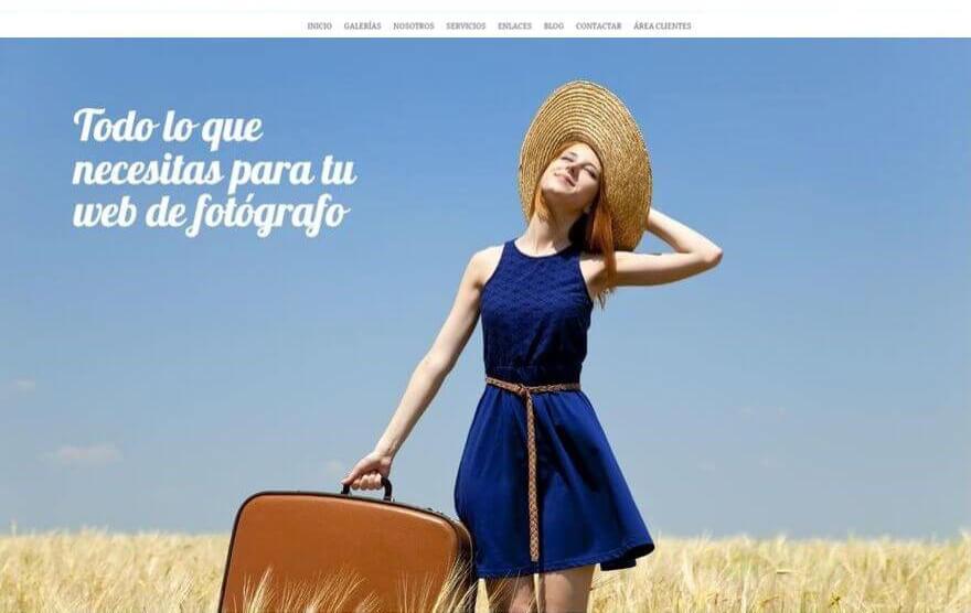 Publica tu web de fotografía y vídeo sin errores