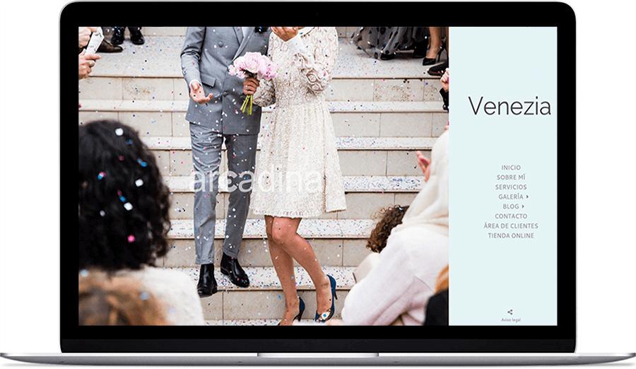 Crear un sitio web de fotografía sencillo destacará tu trabajo