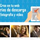 Descarga de fotos y vídeos para tus clientes
