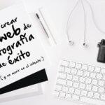 💡 Como crear una web de fotografía de éxito