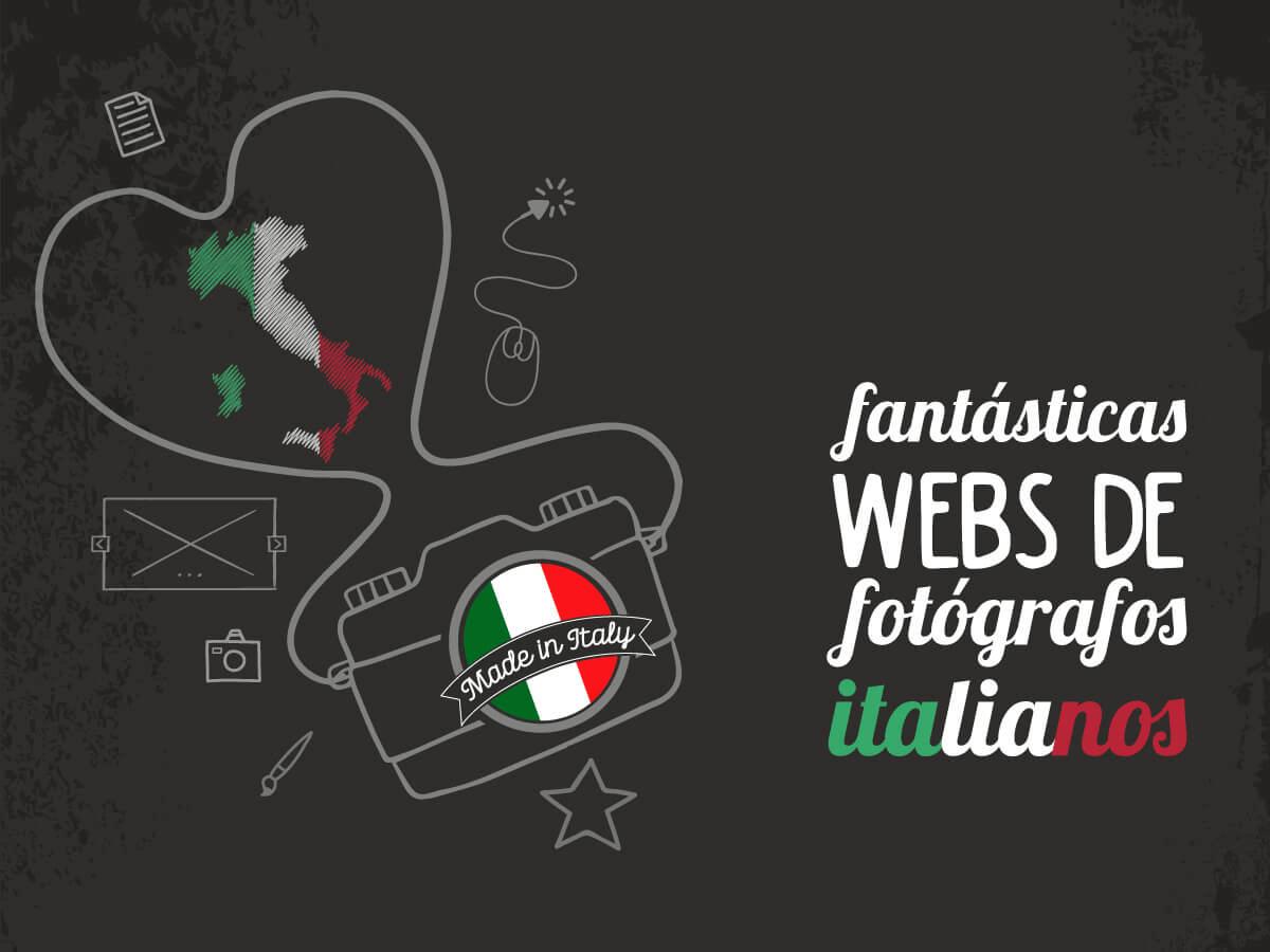 Webs de fotógrafos italianos