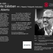 Arcadina colabora en '5 horas con Vicente Esteban' de la asociación AFPA