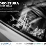 Arcadina colabora en el workshop Pedro Etura, 16 Junio en Alzira (Valencia)