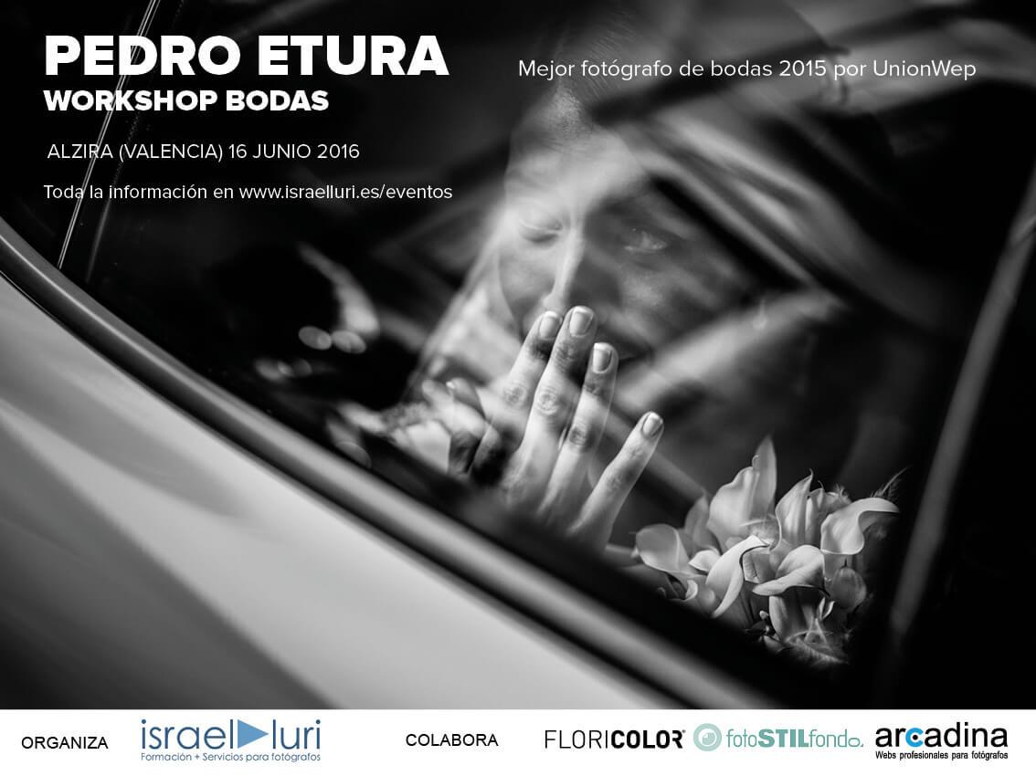 Cartel Pedro Etura