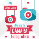 29 de Junio: Día de la cámara fotográfica