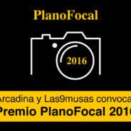 Arcadina y Las 9 musas convocan el premio PlanoFocal 2016