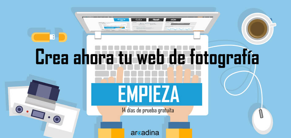 Crear una web para fotógrafo con ventas de fotos