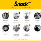 Arcadina colabora en el evento online SnackPhoto
