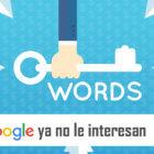 A Google ya no le interesan las keywords. Mejora tu posicionamiento web ajustando el título y descripción de tus páginas.