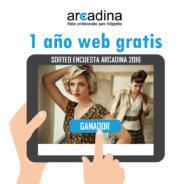 Ganador encuesta clientes 2016: Opina sobre tu web y gana un año web