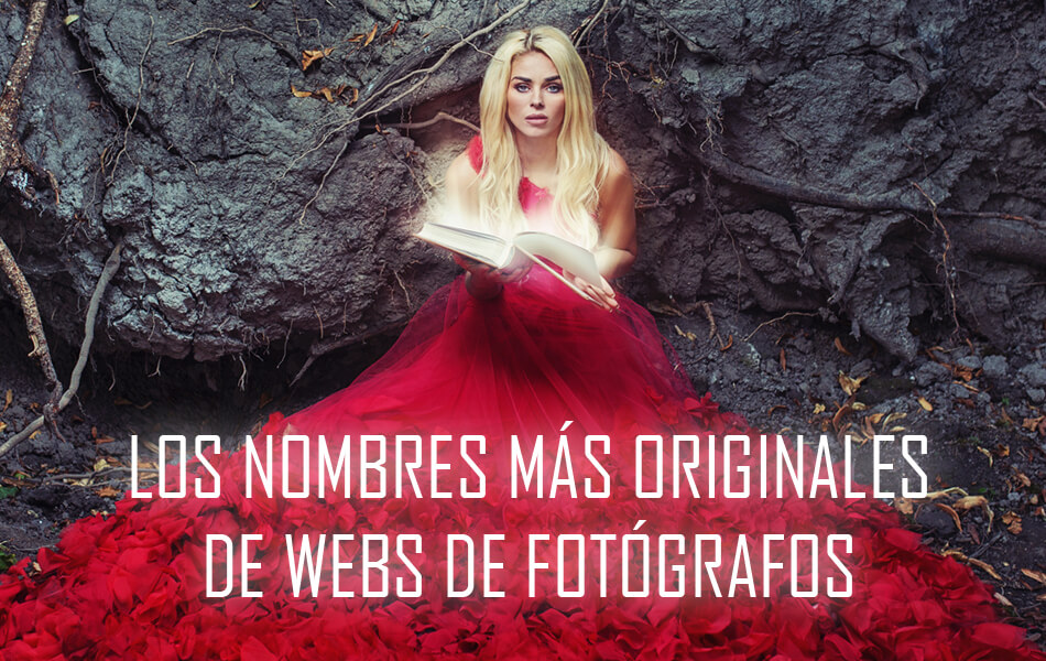 los nombres más originales de webs de fotógrafos