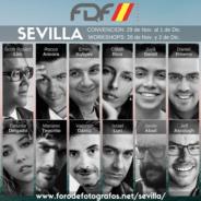 Arcadina es patrocinador oficial de Foro de Fotógrafos – Sevilla 29.11.2016