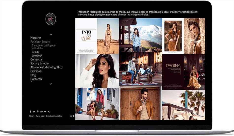 Stelart. Proyectos integrales de fotografía de moda