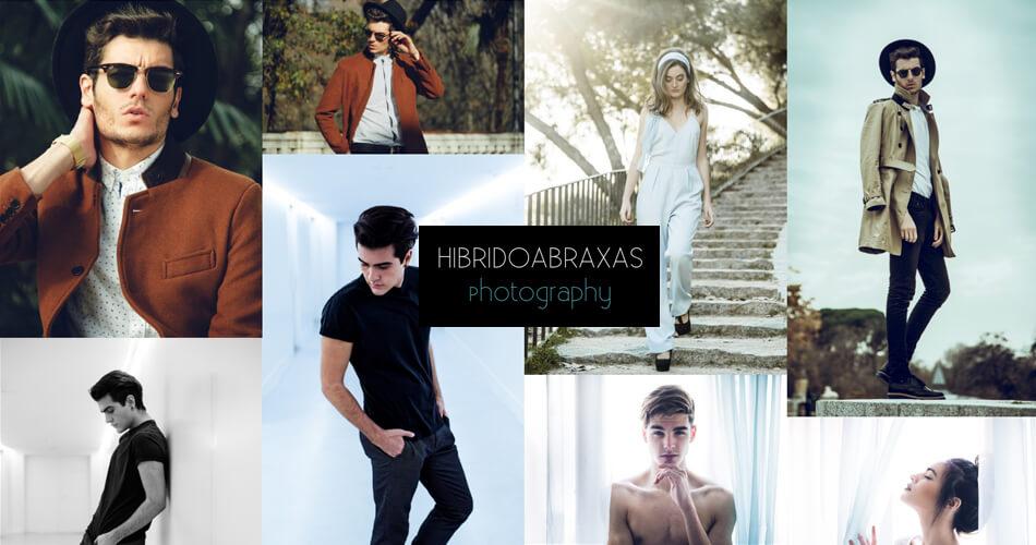 Híbrido Abraxas, web de fotografía de moda potenciada por las redes sociales