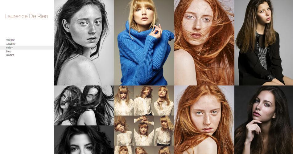 Laurence, fotógrafa de revistas de moda