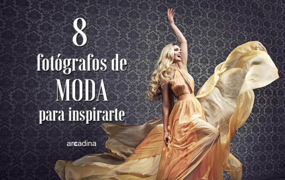 8 webs de fotografía de moda para inspirarte