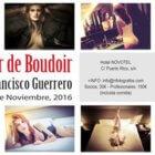 Arcadina colabora en el taller Boudoir organizado por SocialClick Fotógrafos – 24.11.16 Valladolid